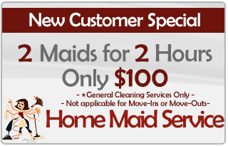2 Maids 2 Hours for $100